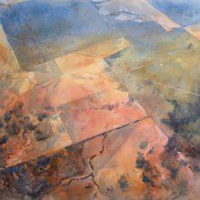 Aerial patchwork